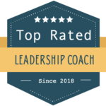 Top Rated Leadership Coach Badge