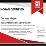 Hogan Certificate